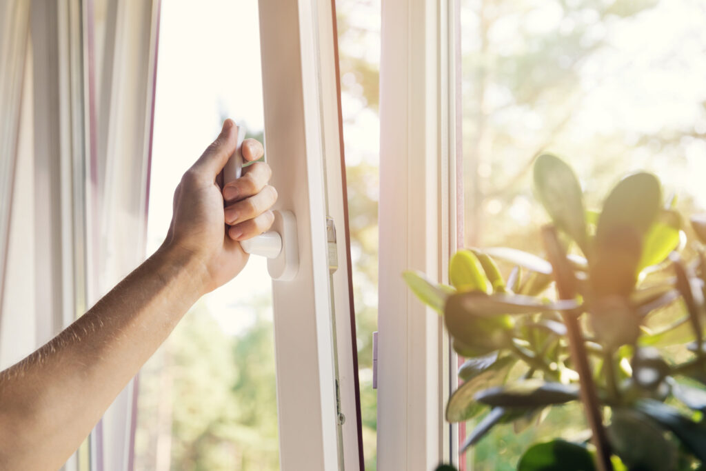 Open Your Windows - 8 Tips To Save On Energy Costs